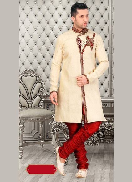 Beauteouscream Designer Collection Royal Sherwani