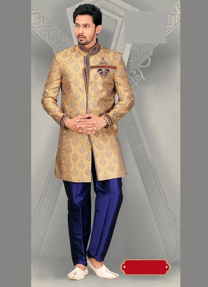 Eye Catching Impression Royal Sherwani For Wedding And Special Occasion