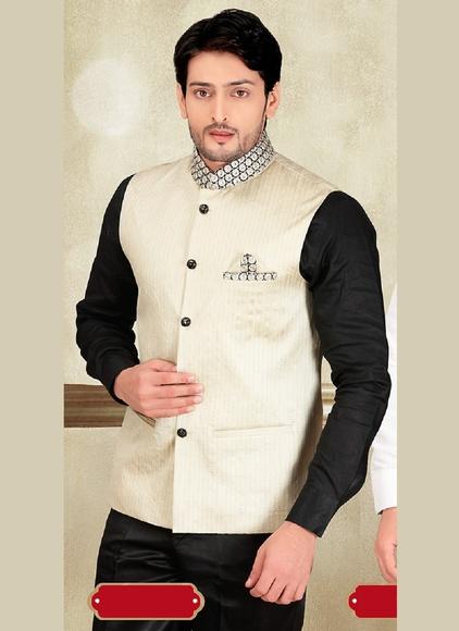 Nehru jacket for men