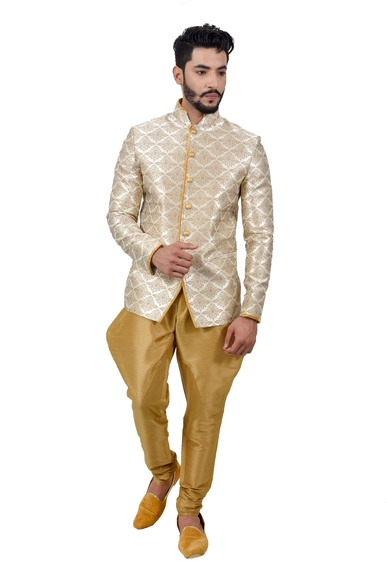 Jodhpuri Suit With Breeches