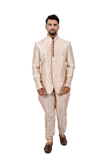 Online Art Silk Nehru Suit For Men