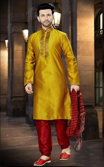 Online Chudidar Kurta Payjama For Men