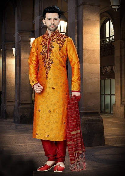 Online Rich Look Kurta For Men