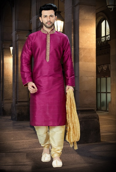 Extraordinary Look Ethnic Kurta For Men