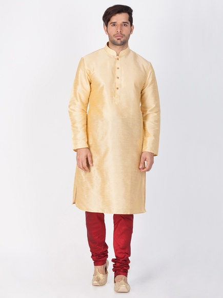Royal Ethnic Look Kurta Payjama For Men