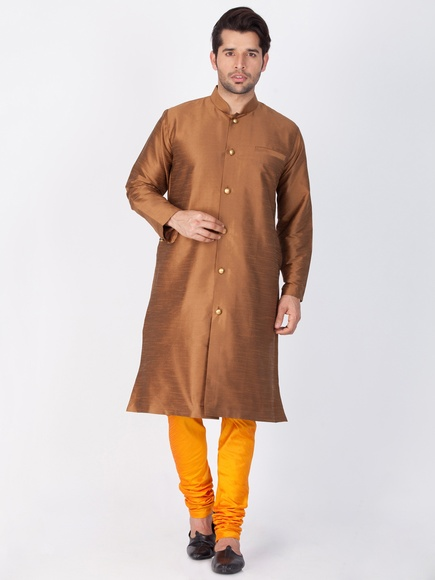 Online Ethnic Kurta Payjama For Men