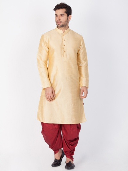 Festive Season Online Kurta Dhoti For Men