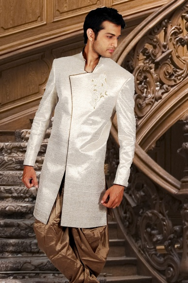 Indian Reception Wedding Outfit For Men