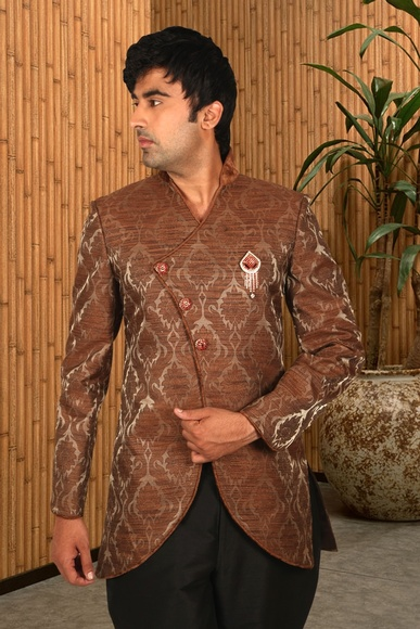 Wonderful Indo Western Sherwani BL1036