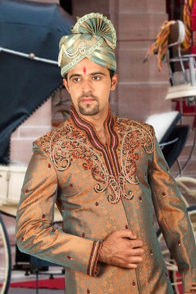 Graceful Designer Sherwani BL2043
