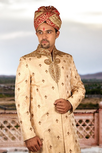 Beautiful Groom Sherwani BL2041