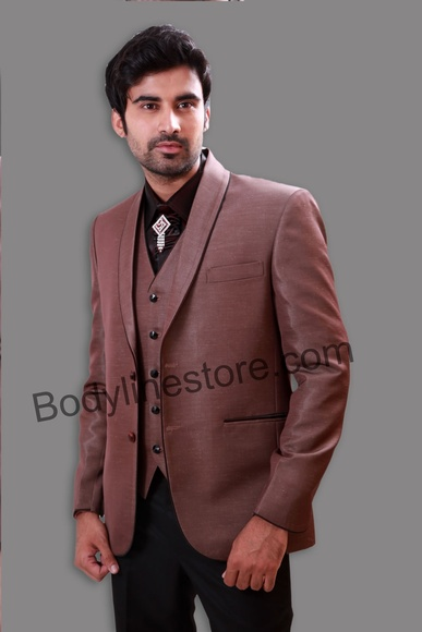 5 Piece Wedding Suit BL3064