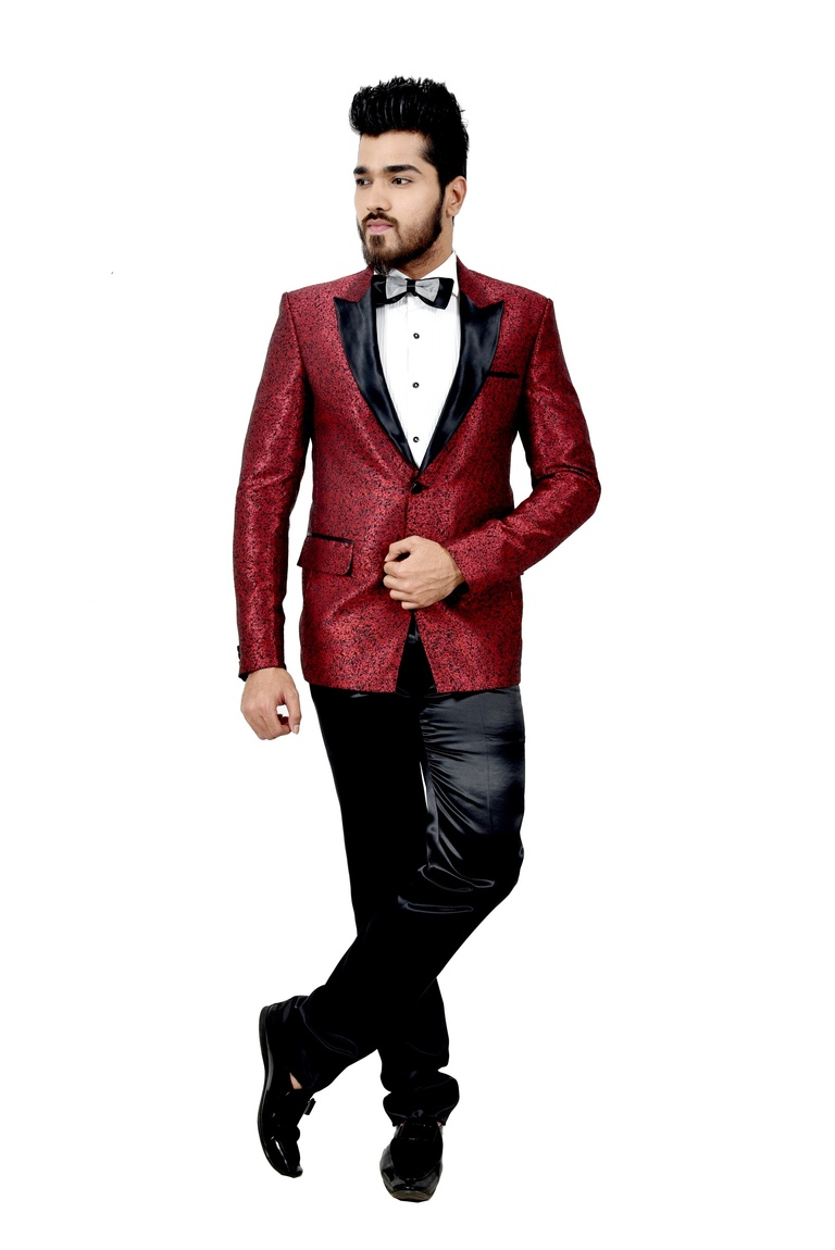 Online Reception Suit For Men