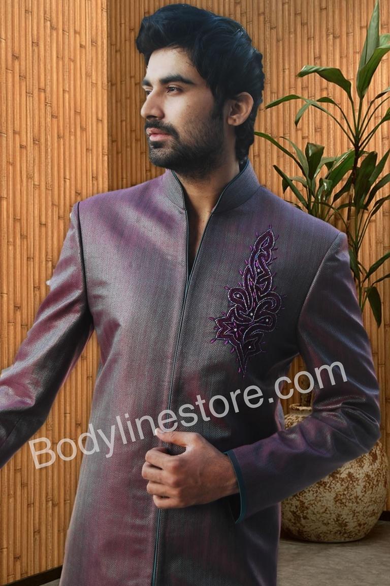 Bodylinestore | Products | indo-western | Alluring Indo Western ...