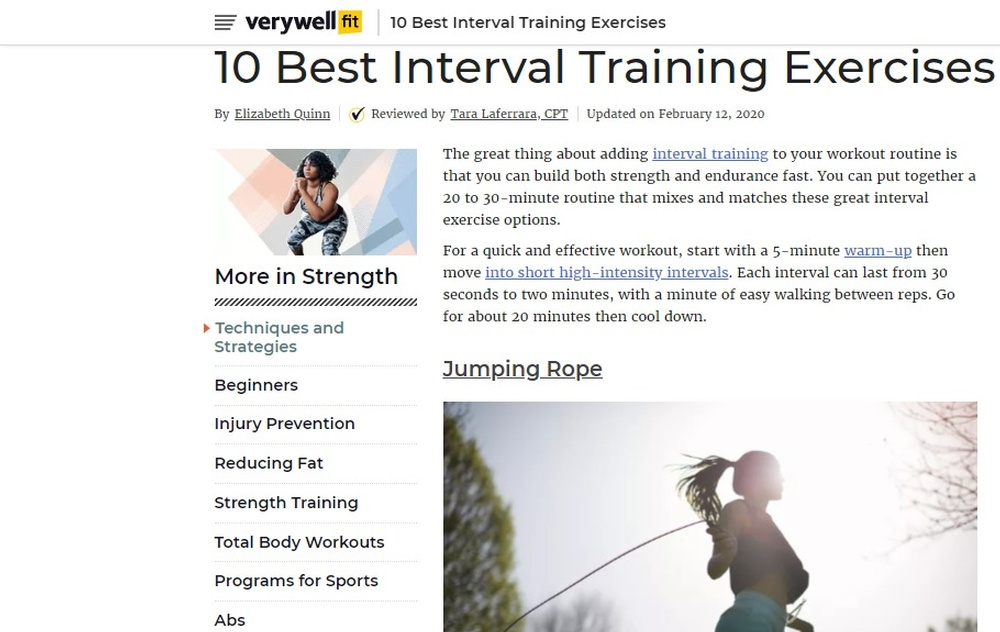 Blog by Train Smart Fitness & Health