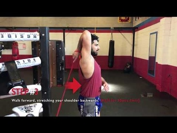 Improving Shoulder Rom Vol 1 Stretching by Online Personal Fitness Trainer at Train Smart Fitness & Health