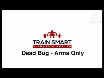 Dead Bug Exercise Regression - Arms Only