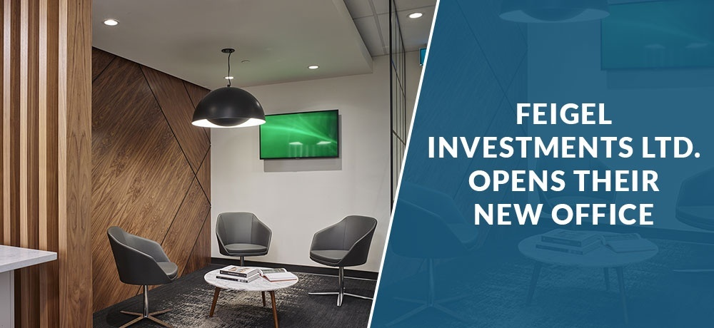 Feigel Investments Ltd. Opens Their New Office