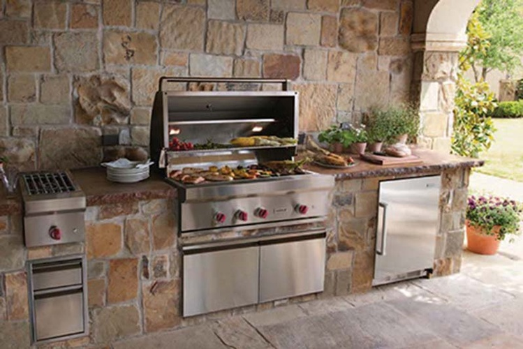 Outdoor Kitchen Remodeling Orlando