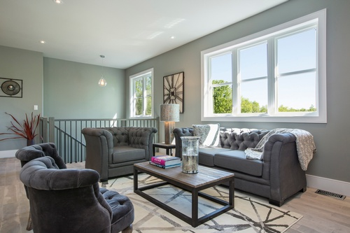 Top Floor Living Space - Real Estate Photography Services Vaughan by Matt Tibbo
