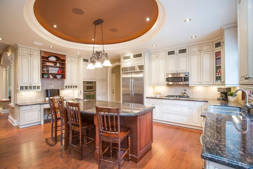 Modular Kitchen - Real Estate Photography Services Toronto by Matt Tibbo