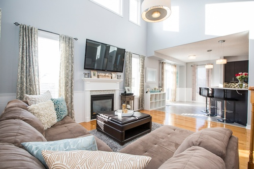 Living Space - Real Estate Photography Toronto by Matt Tibbo