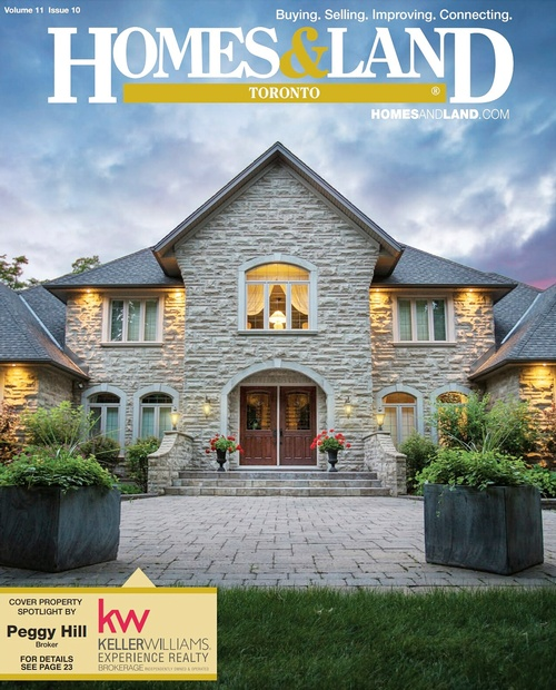 Matt Tibbo Photography Mentioned on Home and Land Magazine - Real Estate Photography Burlington