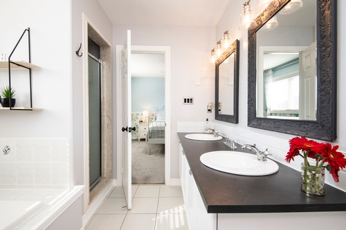 Bathroom Vanity - Real Estate Photographer Vaughan by Matt Tibbo