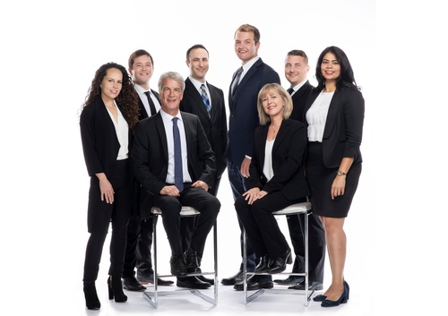 Group Portrait Photography by Matt Tibbo - Toronto Corporate Photographer