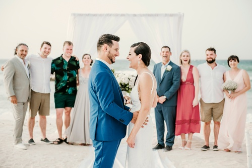 Couple Captured by Luxury Wedding Photographer in Toronto ON - Matt Tibbo