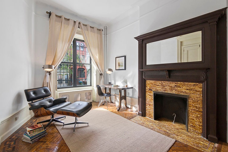 Interior Furnishing Upper West Side Brownstone, New York City by DDG Design Studio Inc