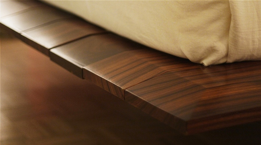 Airwave Floating Bed Details - Furniture Design Long Island by DDG Design Studio Inc
