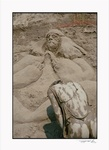Loraine and Christ Earth Sculpture - Framed Prints New York at DDG Design Studio Inc