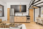 Kitchen - Interior Furnishings Upper West Side, New York by DDG Design Studio Inc