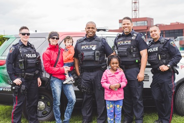 Police and Security Coverage at Durham Carifest - Ajax Caribbean Day