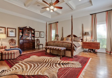 Warm and Welcoming Home by Interior Stylist Dallas at Jodell Clarke Designs LLC