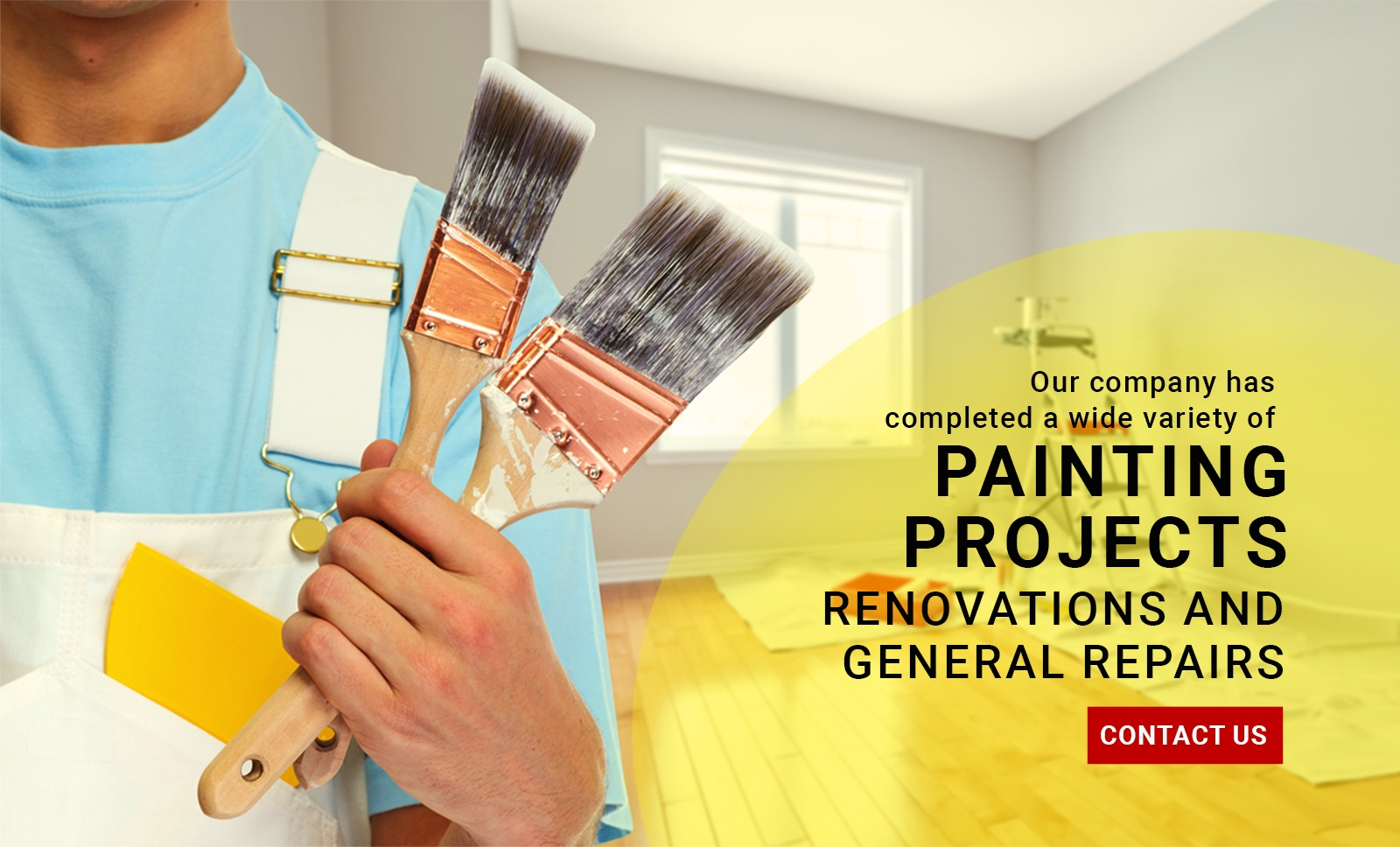 Painting Projects, Renovations and general Repairs by Best Handy Hubby Renovation and Painting Services Logo