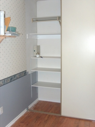 Closet Shelving Services by Best Handy Hubby Renovation and Painting Services