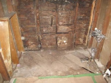 Wall Rot Repair Vancouver by Best Handy Hubby Renovation and Painting Services