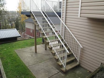Stair Replacements Coquitlam by Best Handy Hubby Renovation and Painting Services