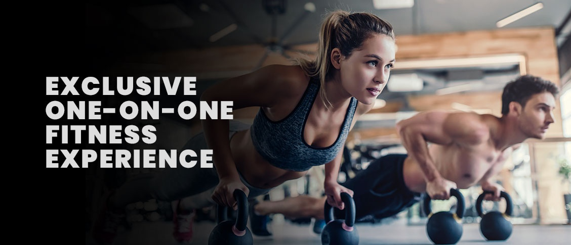 Exclusive One-on-One Fitness Experience