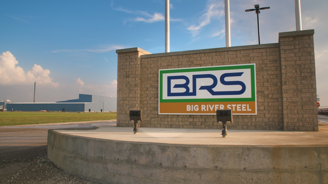 Big River Steel Corporate Client