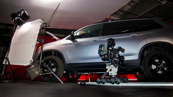 Honda Manufacturing Multiple Camera Setup