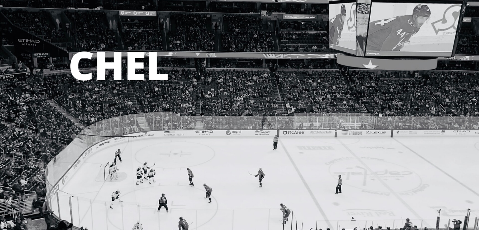 Chel - Home page banner