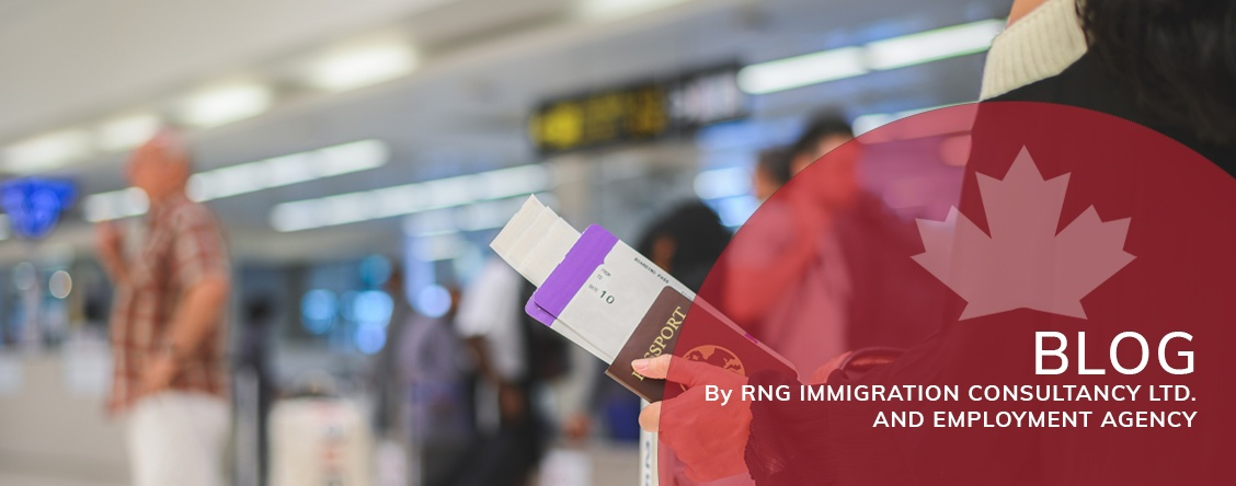 Blog by RNG IMMIGRATION CONSULTANCY LTD. AND EMPLOYMENT AGENCY