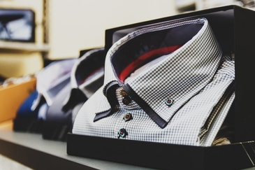 Stacked up Formal Shirts - Portrait Photography Services Richland by OutSide Thinc