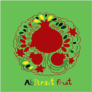 Abstract Fruit - Logo Design Services Richland by OutSide Thinc