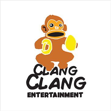 Clang Clang Entertainment - Logo Design Services by OutSide Thinc