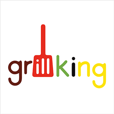 GrillKing - Logo Design Services Salem by OutSide Thinc