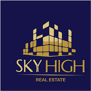 Sky High Real Estate - Logo Design Services by OutSide Thinc